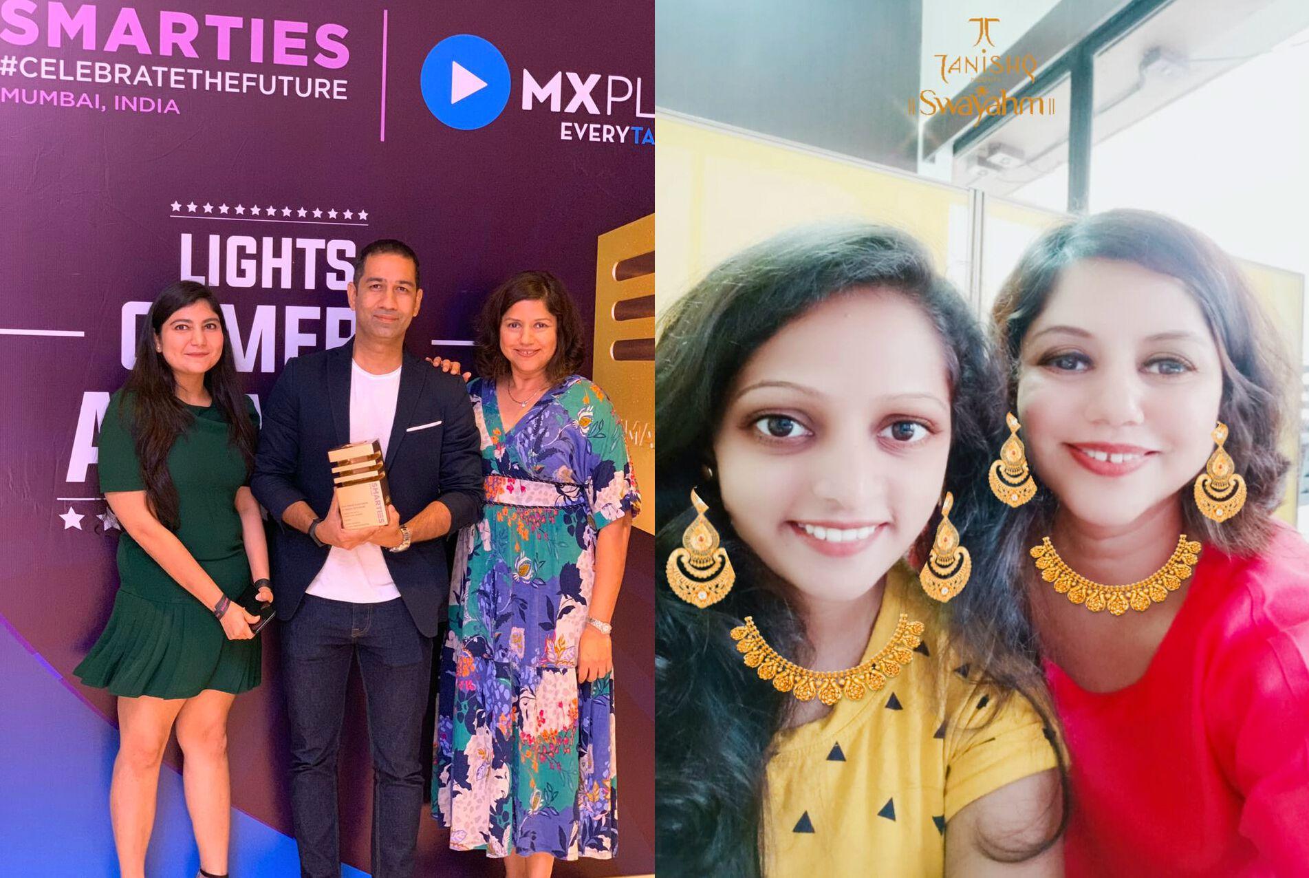 美图连袂Ventes Avenues打造创意AR滤镜 获印度MMA品牌体验金奖